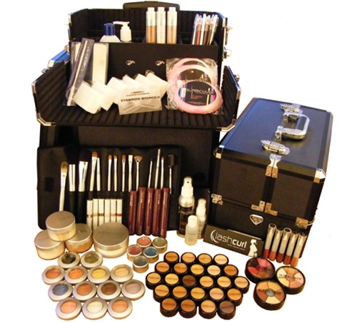 professional make up kits in Latvia